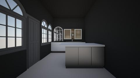 new kitchen 1 - Kitchen  - by ororyza