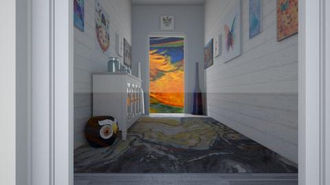 hall - Modern - by decordiva1