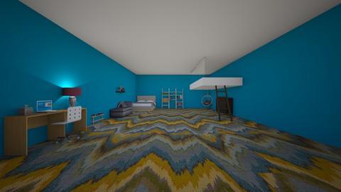 bedroom - Bedroom - by designgirl22