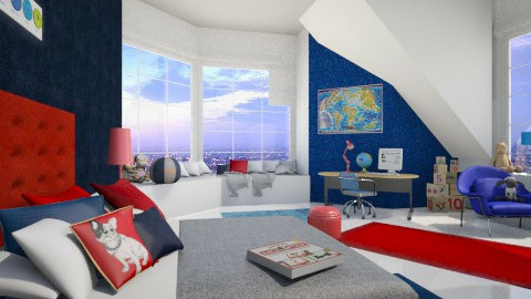 Little Prince  - Modern - Kids room  - by prem