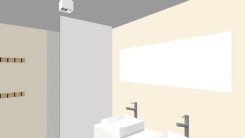 Badkamer Koen  - Bathroom - by tinegregoor