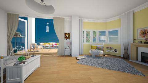 dance little sunshine - Classic - Bedroom  - by zarky