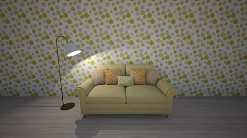 living room - Vintage - Living room  - by reddvelvf