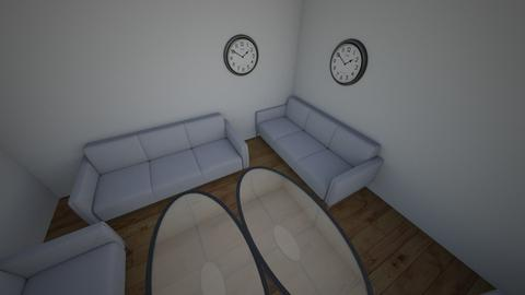 clock room - Living room - by moderngirl12