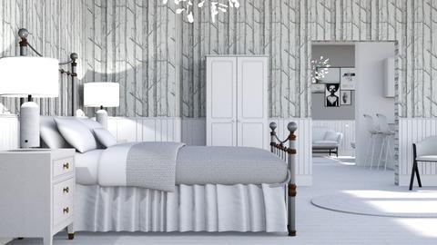 No Color - Modern - Bedroom  - by millerfam