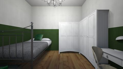 green bean - Bedroom  - by mohm43