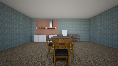 kitchen - Kitchen - by magricelas5