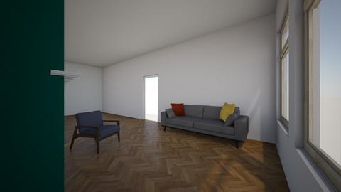 Living - Living room  - by SilviaMasoero