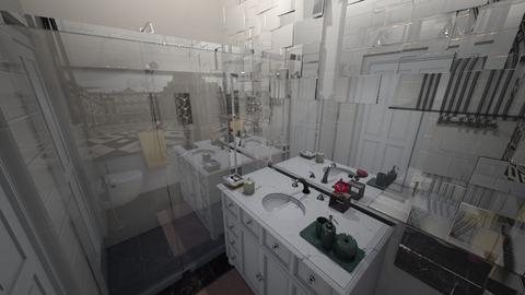 Sylwia i Tomek 7 - Bathroom  - by Joanna88