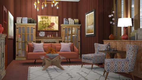 M_ C2 - Classic - Living room  - by milyca8