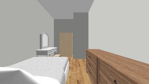 Mums room - Bedroom  - by CharlieMcQueen
