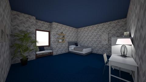 Kendra - Bedroom  - by kathrynspencer