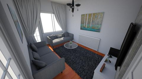 home 3 - Living room  - by filozof