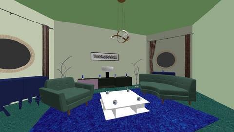 habitacion 3 - Living room - by alvaropenalver