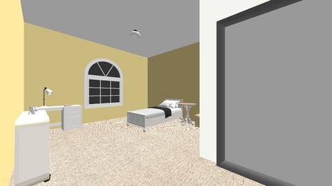 My Bedroom - Bedroom  - by nonobells