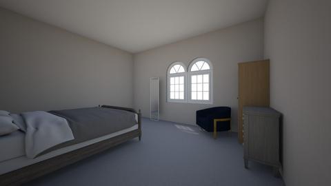 edinburgh bedroom - Vintage - Bedroom - by geximini