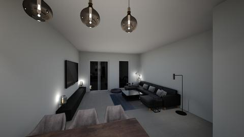 Huis rb - Living room - by Royglaudemans