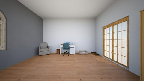 cuarto de L - Modern - Bedroom  - by patty lu