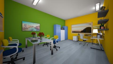 Studio 1 - Office  - by sara013