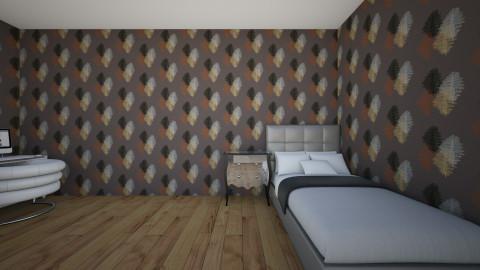 my dream bedroom - Bedroom - by topaenis