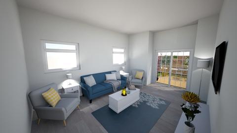 Living room - Modern - Living room  - by El2002