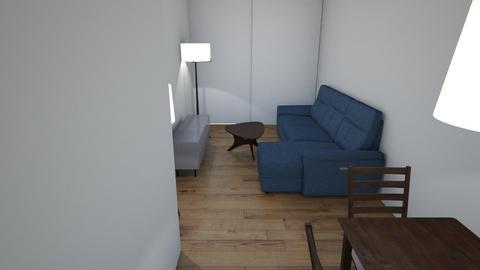 Industria 101 - Vintage - Living room  - by alanitzep