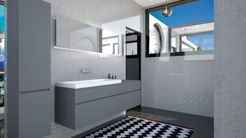Bathroom OTW - Modern - Bathroom  - by Amyz625