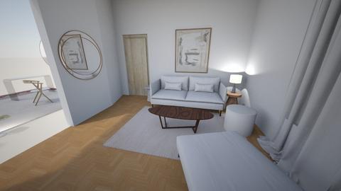 Living room rug small noc - Living room  - by MarikaMV