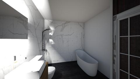 toilette 1 - Bathroom  - by enoiaeux