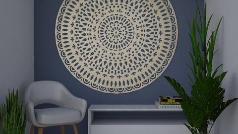 Simple Nook - Minimal - Living room - by _PeaceLady_