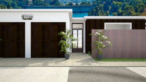 Hollywood Hills - Garden - by myideas interiors