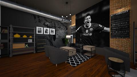 Sports Cafe 3 - by Ejad Shukri