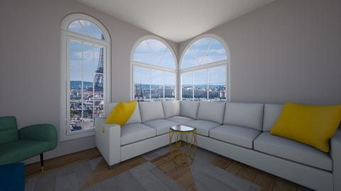 apartament w centrum - Retro - by lubiemodern