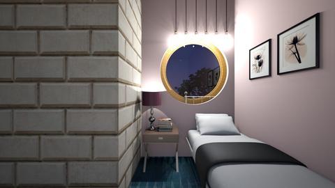 cozy corner - Minimal - Bedroom  - by kiwimelon711
