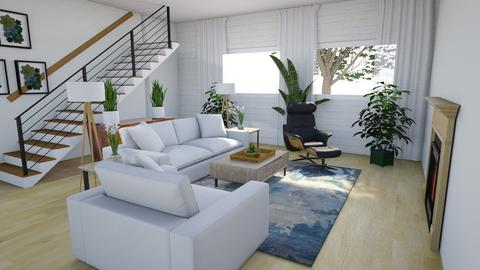 LS for Rupert and Alex - Living room  - by TheDutchDesigner