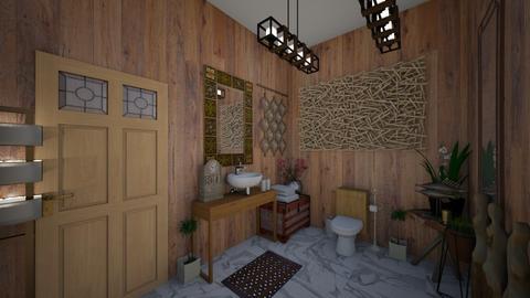 guest bathroom 20 - Bathroom - by GeGe Kanthip