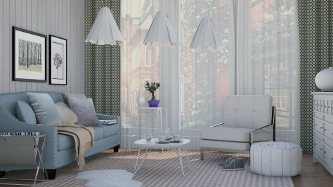 Ficus - Living room  - by Liu Kovac