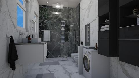 new - Bathroom  - by Galstyler