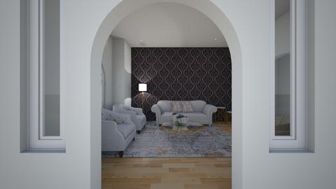 Samantha - Living room  - by realtealdesigns