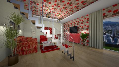 RS - Living room - by Saj Trinaest