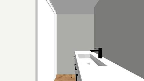 badkamer ontwerp - Bathroom  - by cheasyrider