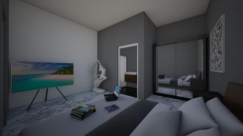 Basic room - Bedroom  - by Designerboi69