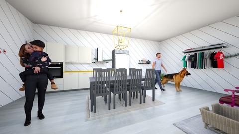 my 2nd kitchen - Classic - Kitchen  - by Catelynn132