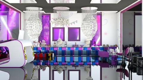 Birthday Bash - Modern - by InteriorDesigner111