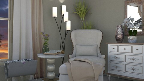 Favourite corner - Office  - by Linda Koen_326