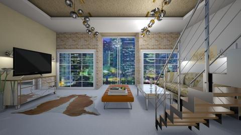 OKr - Modern - Living room - by Saj Trinaest