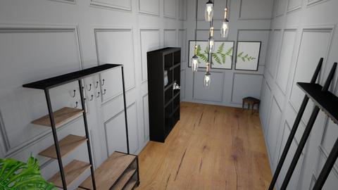 hallway - Modern - by abbeyyyy