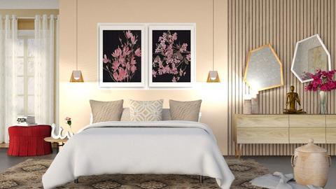M_Blossom - Bedroom  - by milyca8