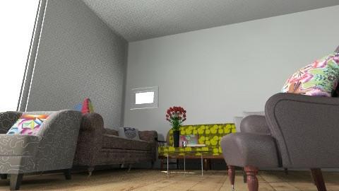 HOME - Retro - Living room  - by davidjcohen