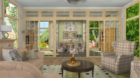 European homes - Classic - Living room  - by milyca8